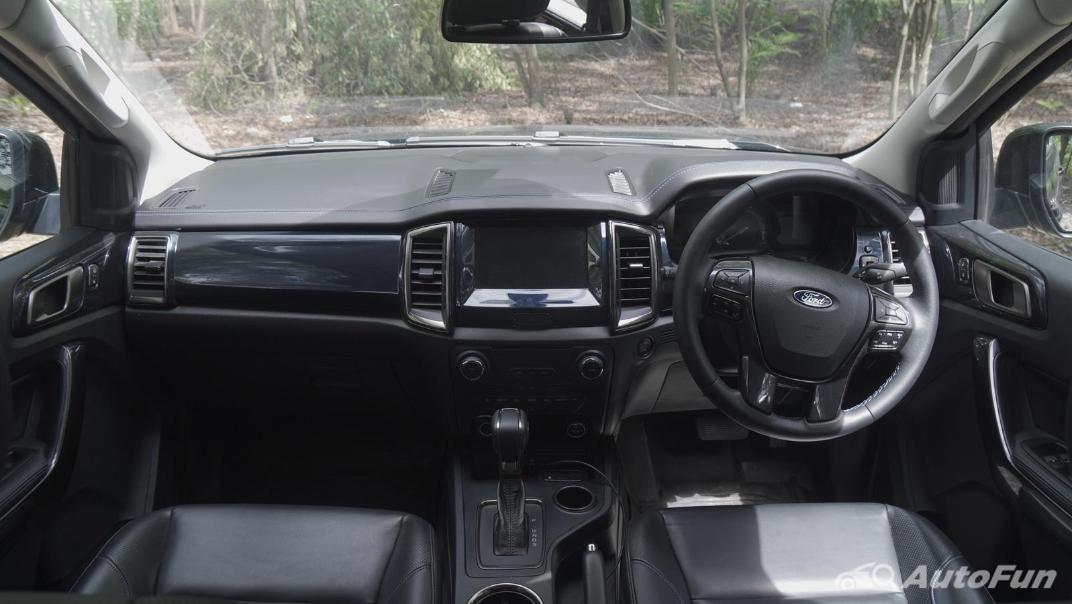 2021 Ford Everest 2.0L Turbo Titanium 4x2 10AT - SPORT Interior 001