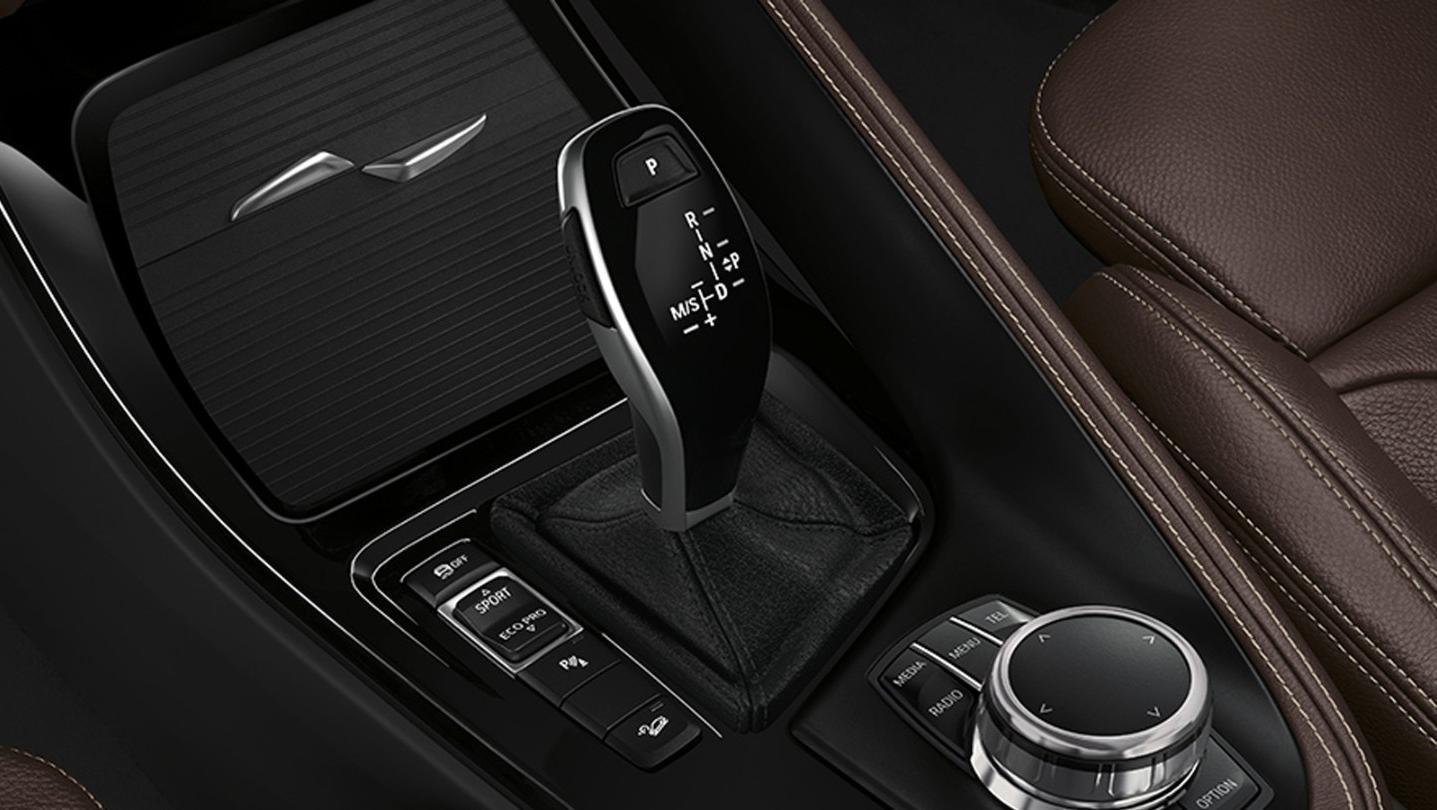 BMW X1 Public 2020 Interior 005