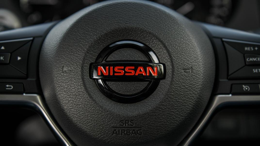 2021 Nissan Navara PRO-4X Interior 066