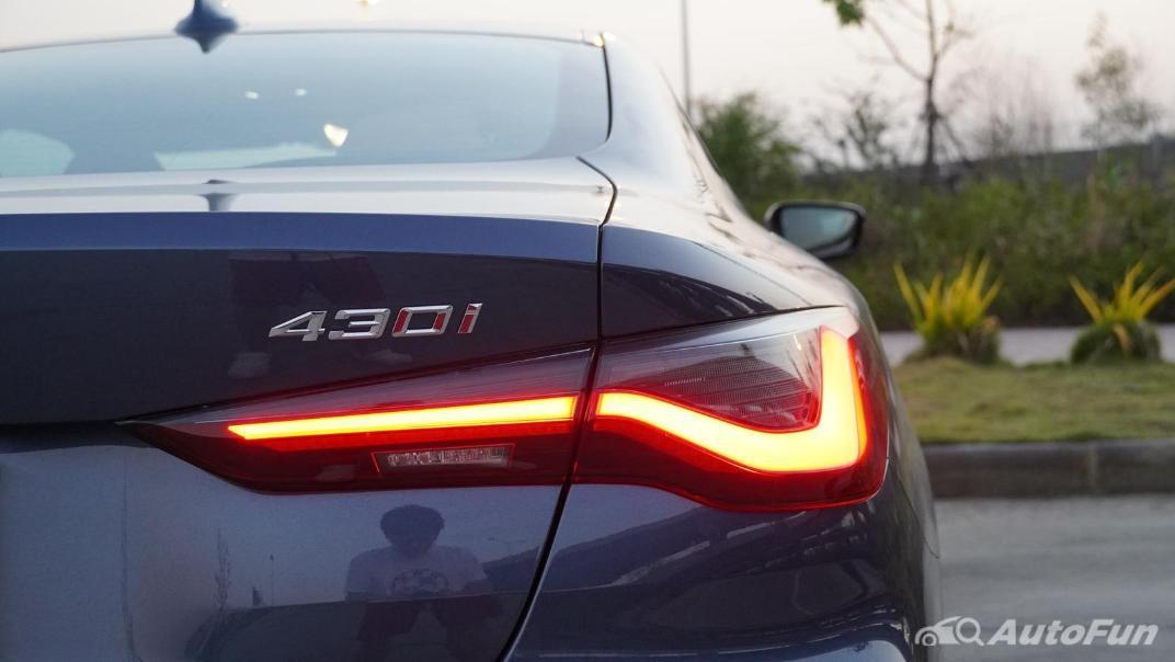 2020 BMW 4 Series Coupe 2.0 430i M Sport Exterior 029