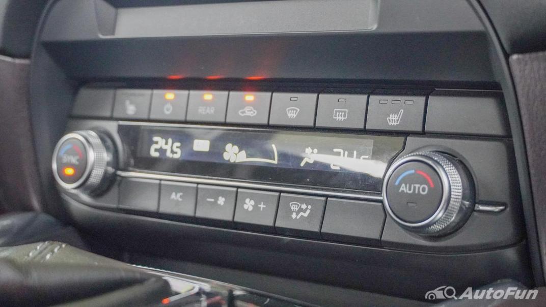 2020 2.5 Mazda CX-8 Skyactiv-G SP Interior 019