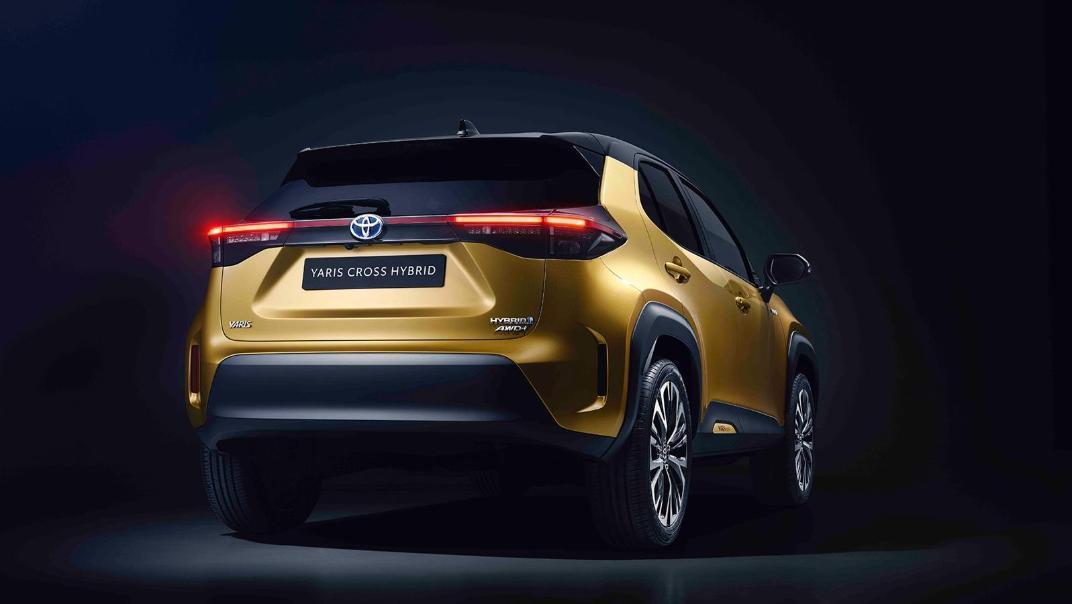 2020 Toyota Yaris Cross International Version Exterior 020