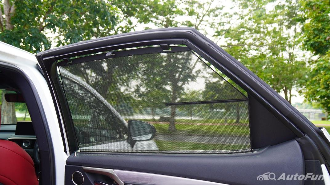 2020 Lexus RX 3.5 350 F Sport Interior 059