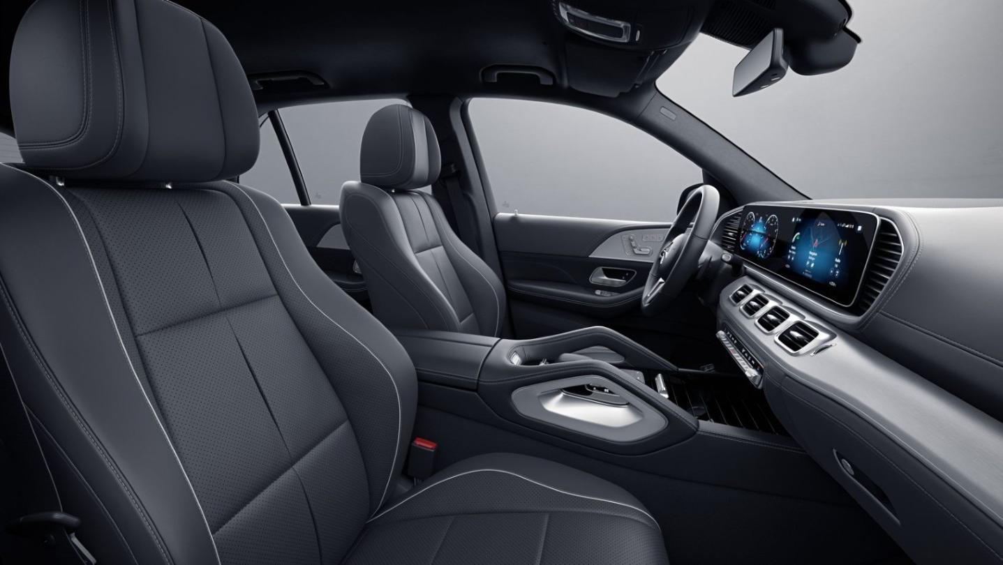 Mercedes-Benz GLE-Class 2020 Interior 018