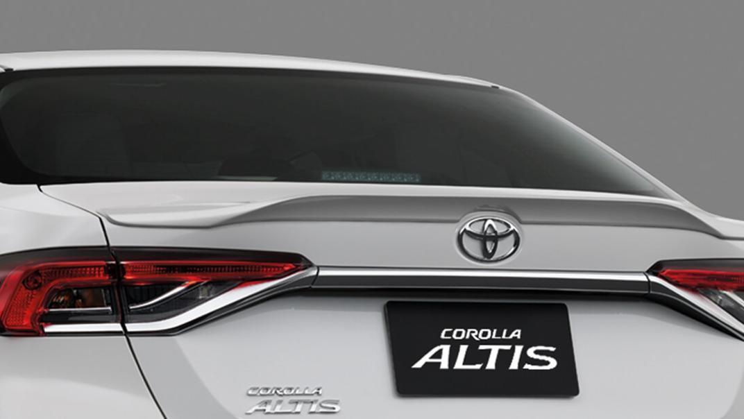 Toyota Corolla Altis 2021 Exterior 015