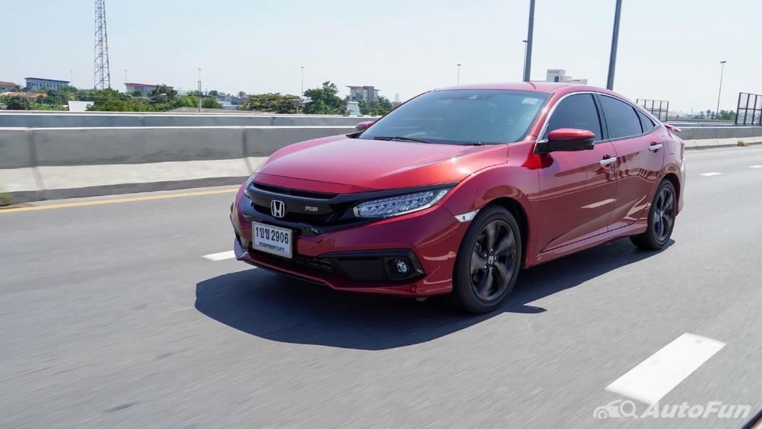 2020 Honda Civic 1.5 Turbo RS Exterior 032