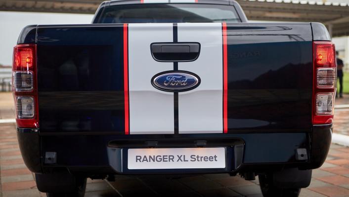 2021 Ford Ranger XL Street Exterior 006