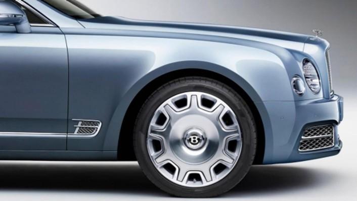 Bentley Mulsanne Public 2020 Exterior 004