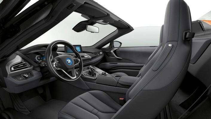 BMW I8-Roadster 2020 Interior 006