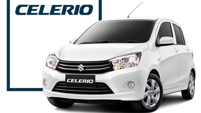 Suzuki Celerio 2020 Exterior 002