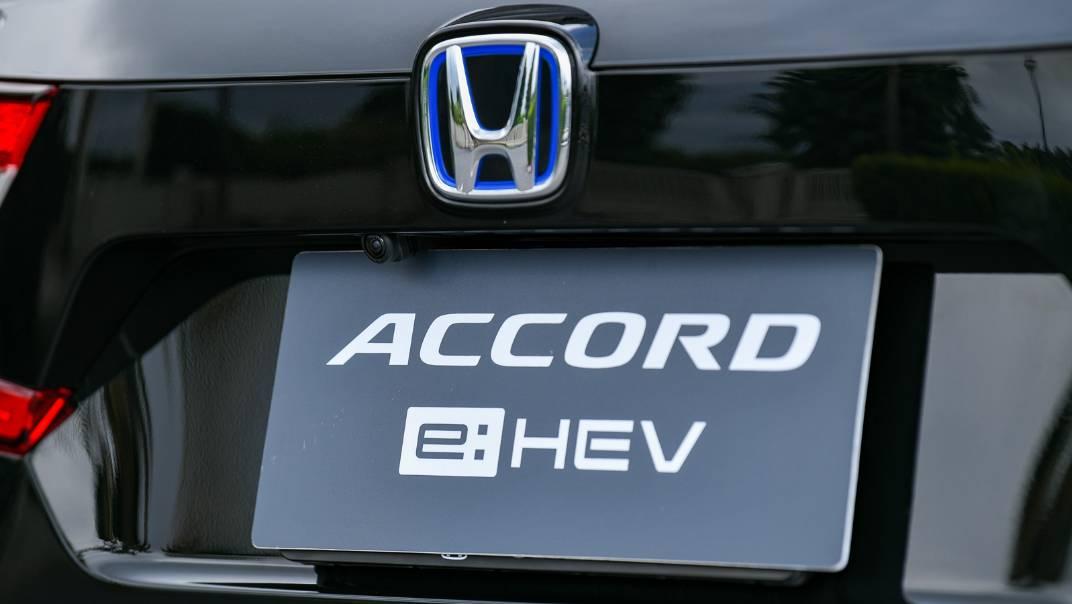 2021 Honda Accord 2.0L e:HEV EL+ Exterior 027