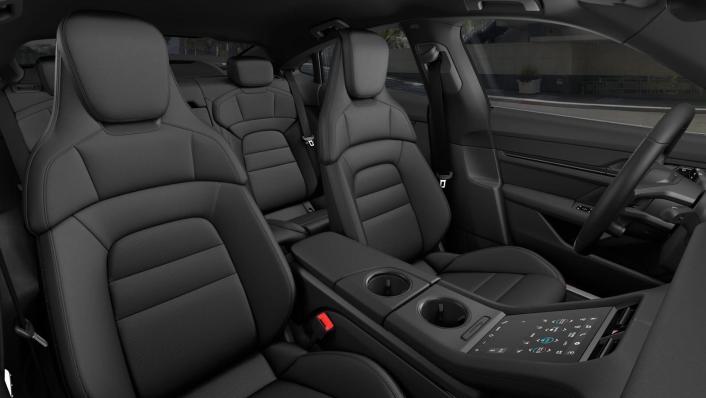 2020 Porsche Taycan Interior 007