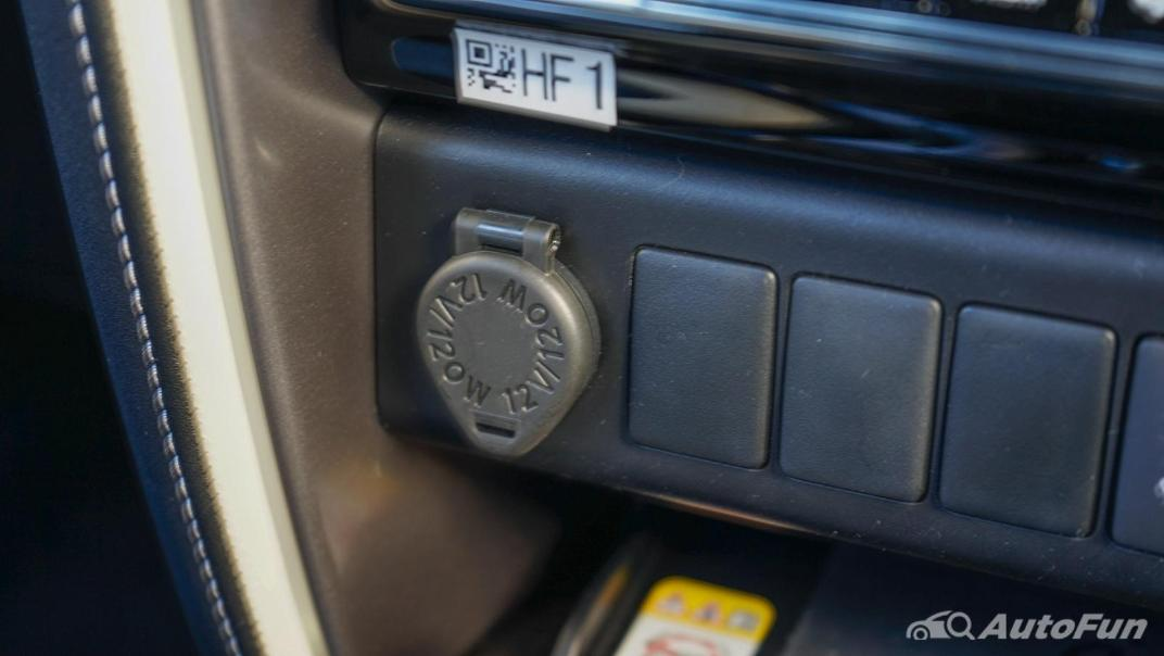 2020 Toyota Fortuner 2.8 Legender 4WD Interior 025