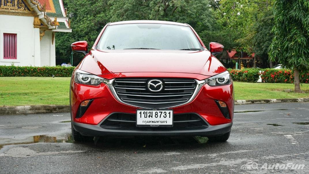 2020 Mazda CX-3 2.0 Base Exterior 002