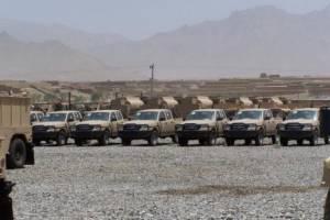 สหรัฐเผย อาจทิ้ง Ford Ranger และฮัมวีไว้ในอัฟกานิสถานมากกว่า 65,000 คันหลังถอนกำลังไปแล้ว
