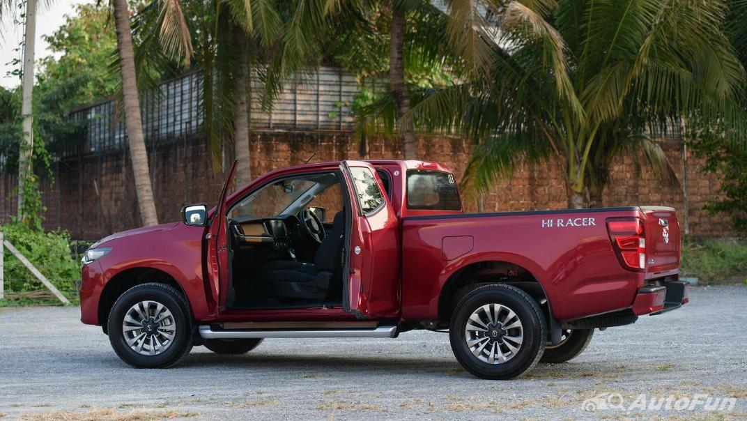 2021 Mazda BT-50 Pro Freestyle Cab 1.9 S Hi-Racer 6AT Exterior 009