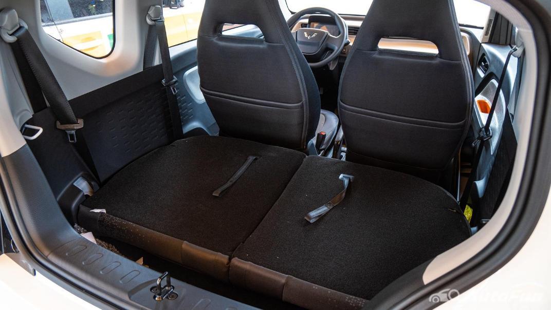 2020 Wuling Mini EV Interior 034