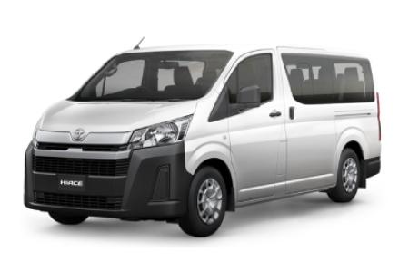 2020 Toyota Hiace 2.8 Panel