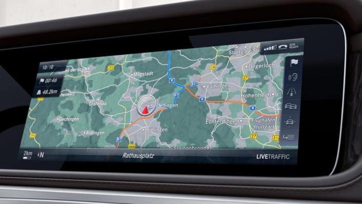 Mercedes-Benz G-Class 2020 Interior 004