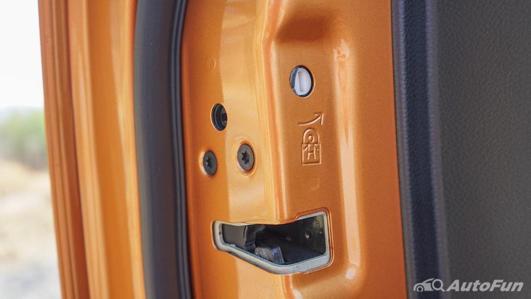 2020 Ford Ranger Double Cab 2.0L Turbo Wildtrak Hi-Rider 10AT Interior 053