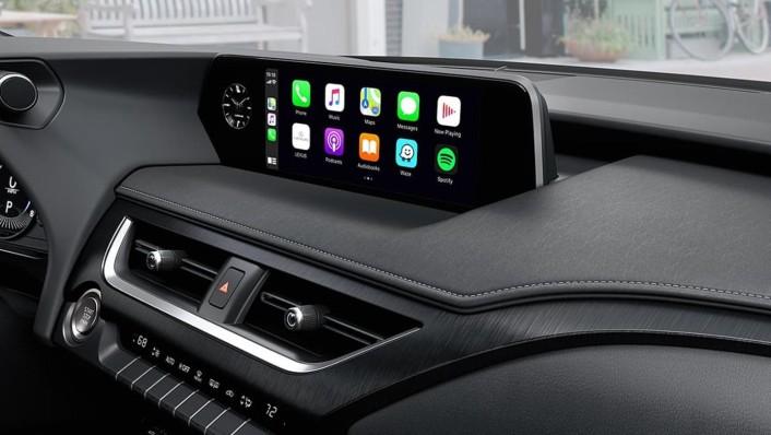 Lexus UX 2020 Interior 003