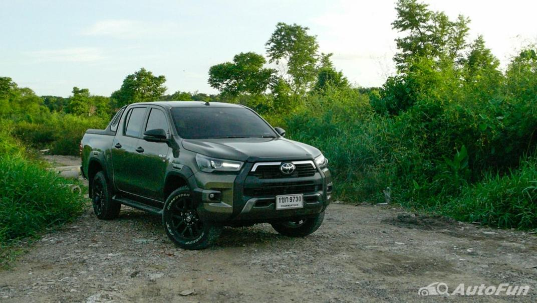 2020 Toyota Hilux Revo Double Cab 4x4 2.8High AT Exterior 015