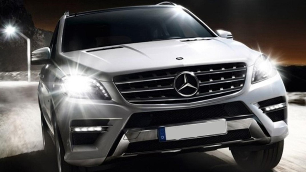 Mercedes-Benz M-Class 2020 Exterior 011