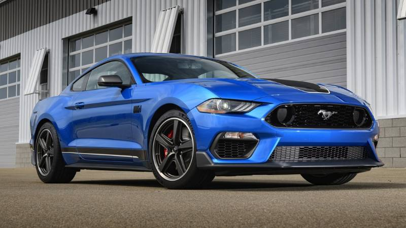 Ford Mustang 2021 รุ่นย่อยใหม่ ใส่ระบบขับกึ่งอัตโนมัติ เพิ่มสีสันสุดจี๊ด 02