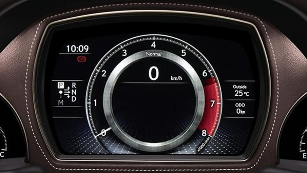 Lexus LS 2020 Interior 004