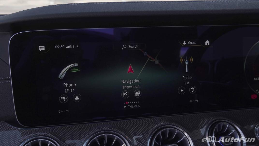 2021 Mercedes-Benz E-Class Cabriolet E 200 AMG Dynamic Interior 024