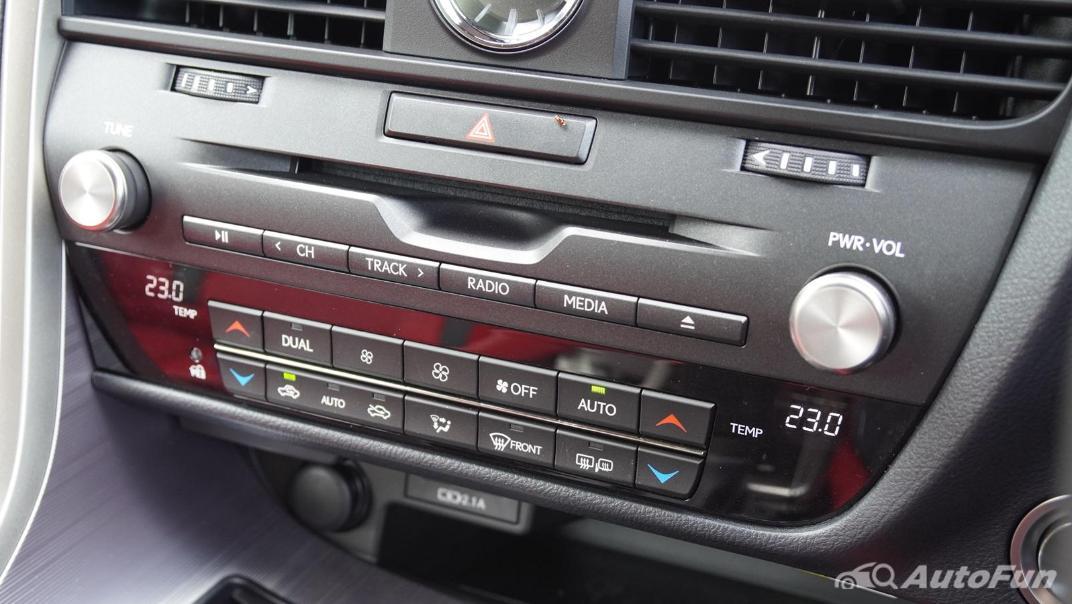 2020 Lexus RX 3.5 350 F Sport Interior 027