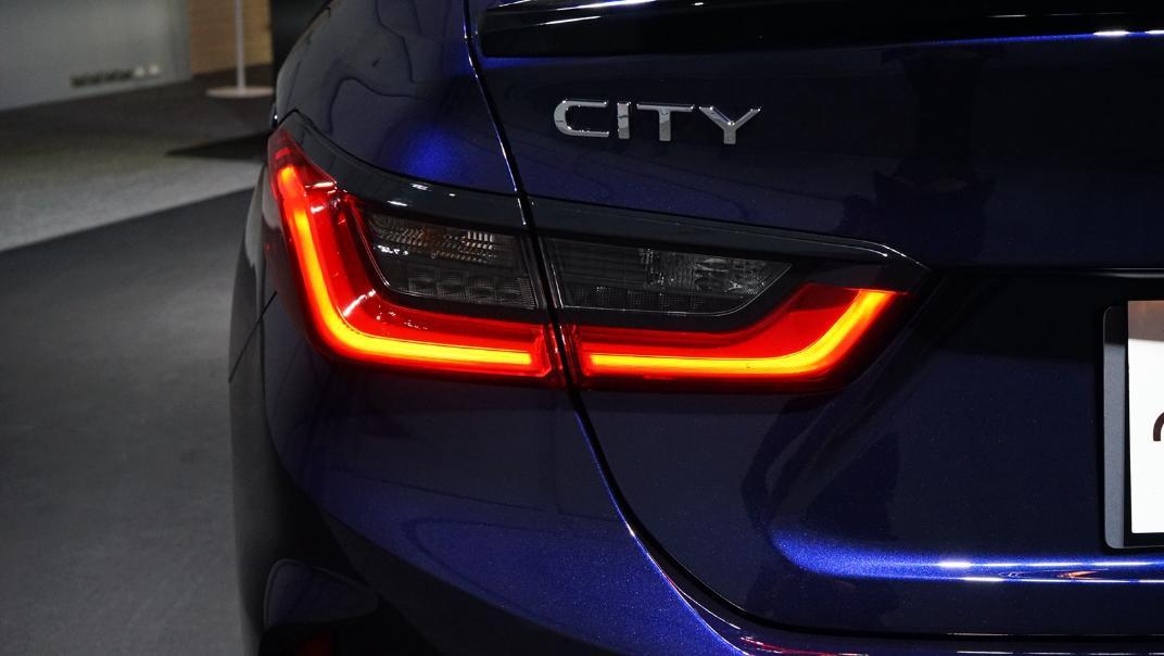 2021 Honda City e:HEV RS Exterior 079