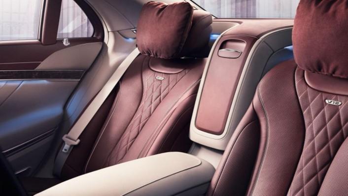 Mercedes-Benz S-Class 2020 Interior 004