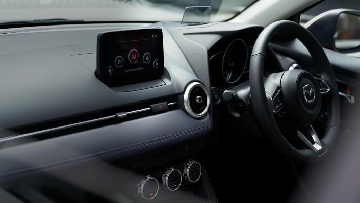 Mazda 2 Sedan 2020 Interior 001