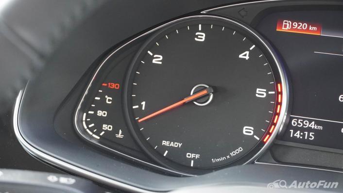 2020 Audi Q7 3.0 45 TDI Quattro Interior 004