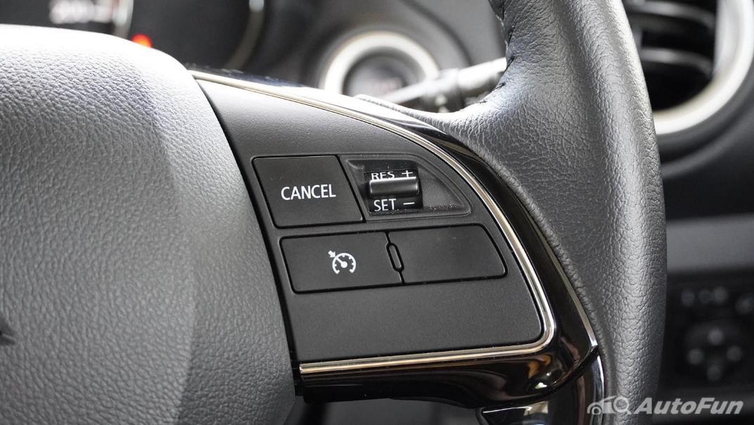 2020 Mitsubishi Attrage 1.2 GLS-LTD CVT Interior 006
