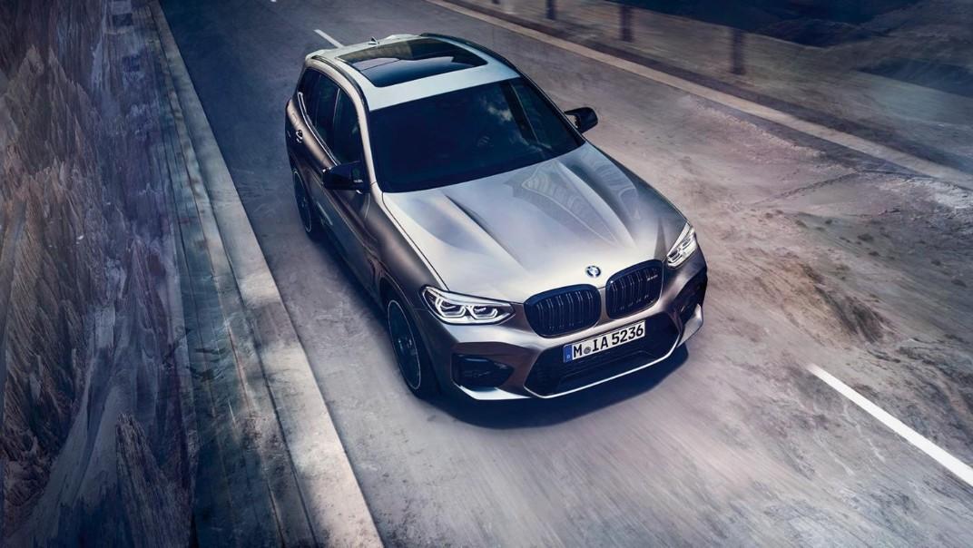 BMW X3-M 2020 Exterior 004
