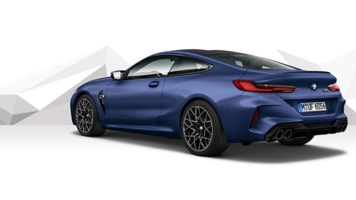 BMW M8 2020 Exterior 005