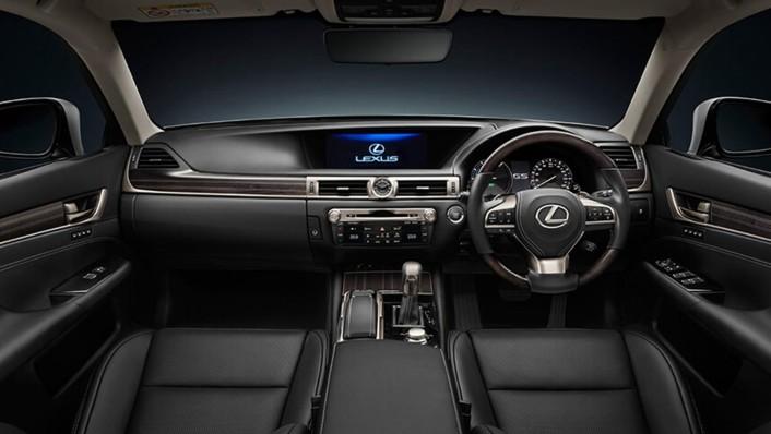 Lexus GS Public 2020 Interior 001