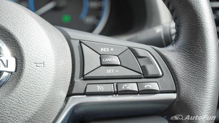 2020 Nissan Leaf Electric Interior 008