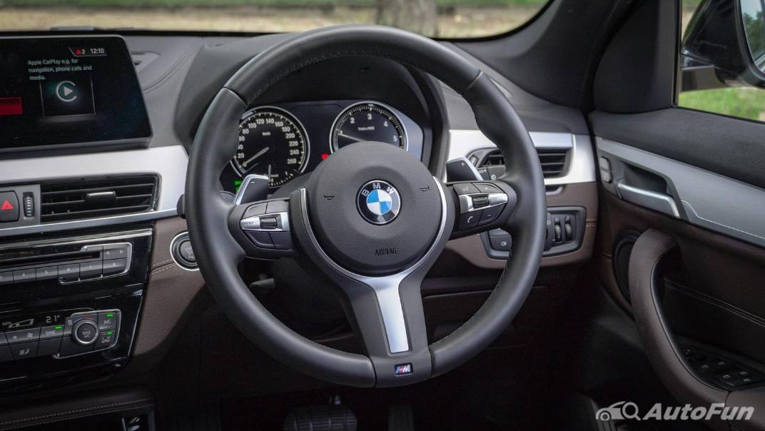 2021 BMW X1 2.0 sDrive20d M Sport Interior 002