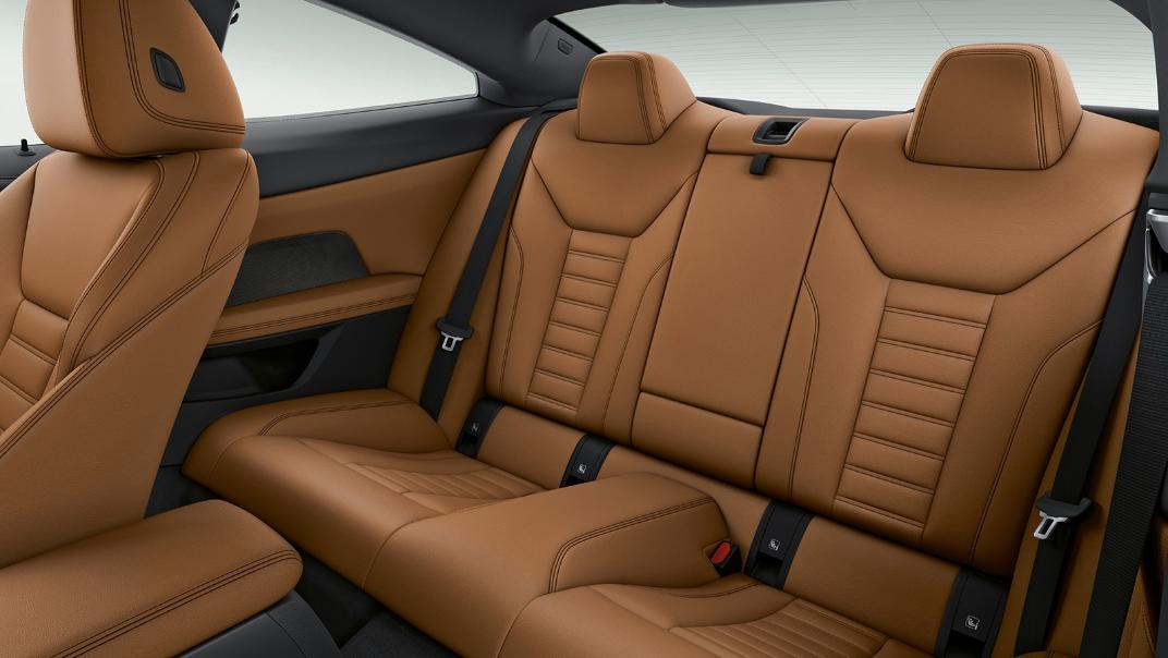 2020 2.0 BMW 4 Series Coupe 430i M Sport Interior 005