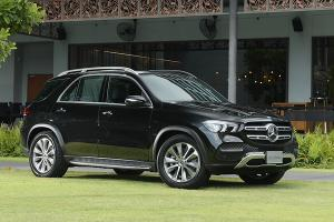 2021 Mercedes-Benz GLE 350 de ดีเซลปลั๊กอินไฮบริด เคาะ 4.699 ล้านบาท ชมภาพจริงที่นี่