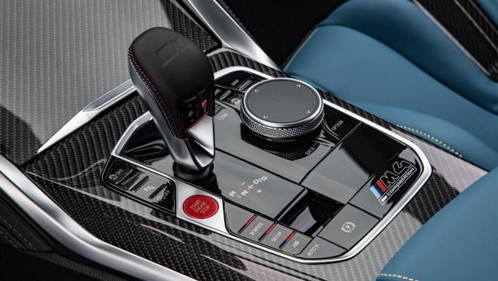 2021 BMW M4 Coupe Competition Interior 004