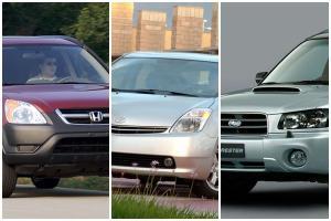 วิจัยพบ รถที่คนมักจะเก็บนานเกิน 15 ปี ล้วนแล้วแต่เป็นรถญี่ปุ่น