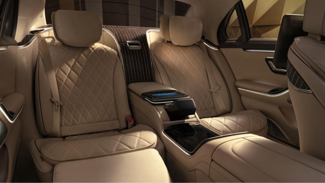 2021 Mercedes-Benz S-Class Interior 014