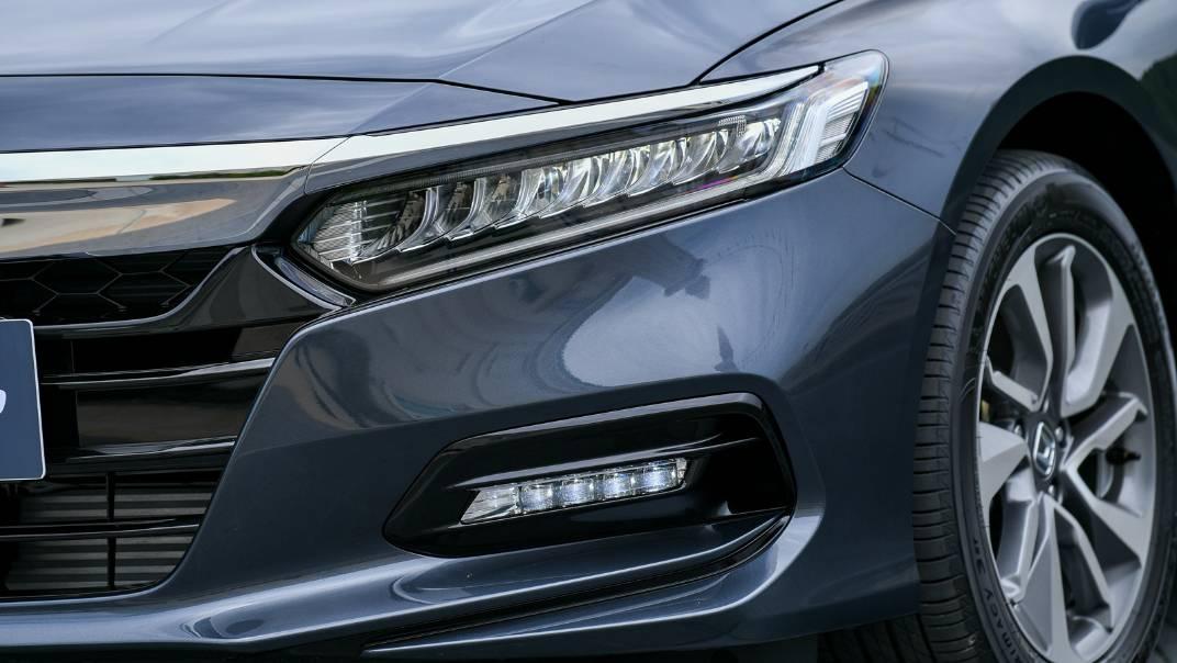 2021 Honda Accord 1.5 Turbo EL Exterior 017