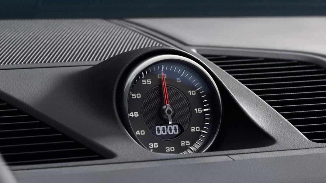Porsche Cayenne Public 2020 Interior 004