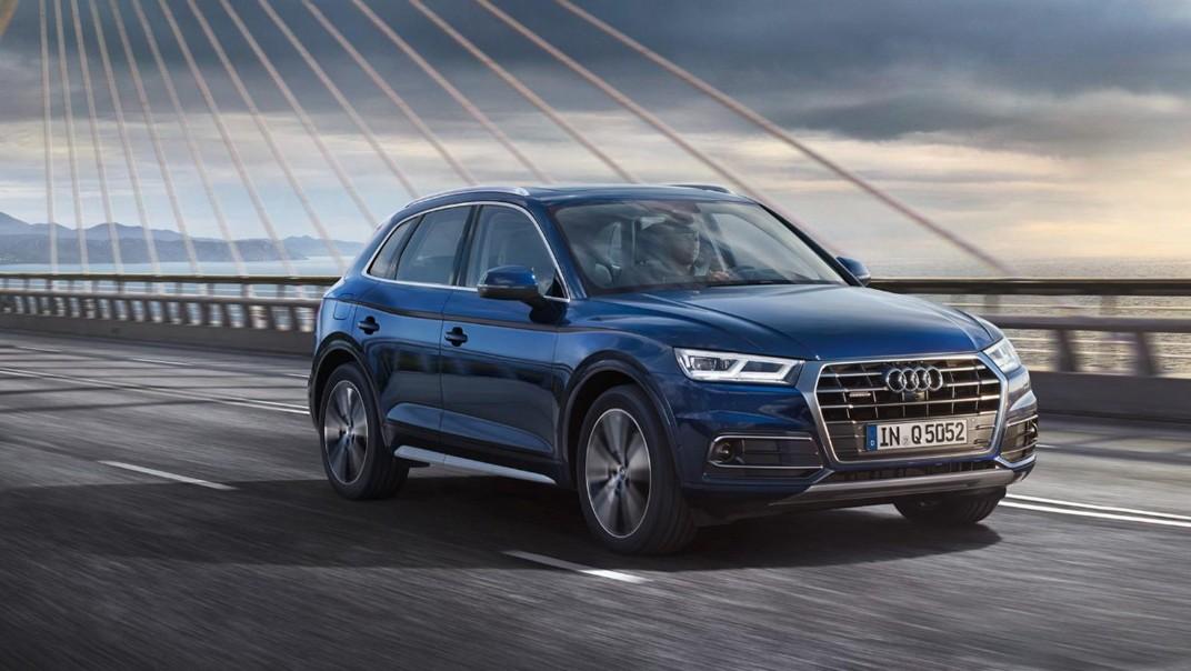 Audi Q5 2020 Exterior 018