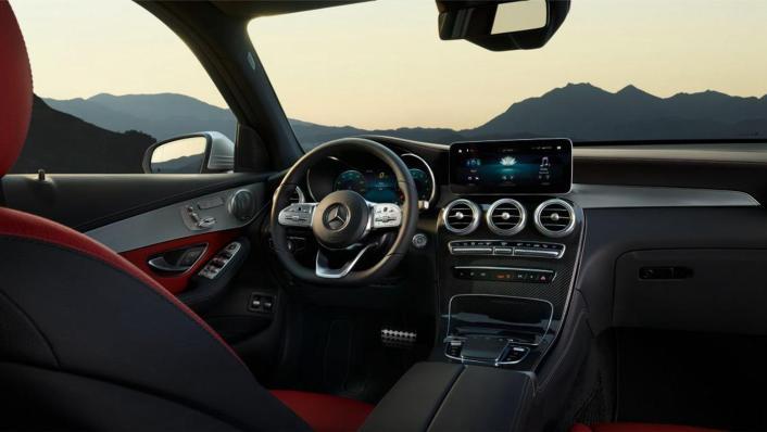 Mercedes-Benz GLC-Class 2020 Interior 005